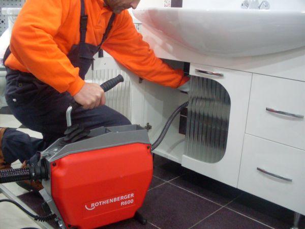 przepychanie udrażnianie rur gdańsk czyszczenie kanalizacji wuko